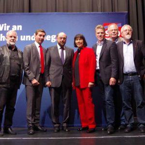 Europaempfang der SPD Rhein-Sieg