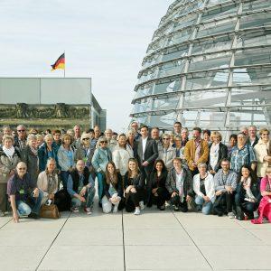 Bürgerinnen und Bürger aus dem Rhein-Sieg-Kreis zu Gast in Berlin
