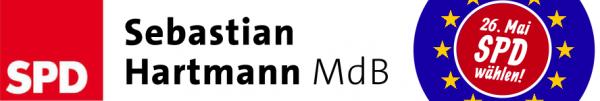 Logo: Sebastian Hartmann MdB